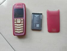 Nokia 3100 untested faulty spares repair sold as is pezzi ricambio pink