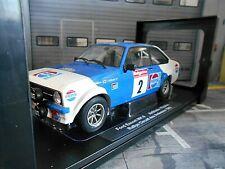 FORD Escort MKII RS1800 2.0 Rallye #2 Airikkala Pepsi 1983 C Ardennes UMBAU 1:18