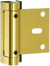 Cardinal Gates Door Guardian Childproofing Lock for Inward Swinging Doors Brass