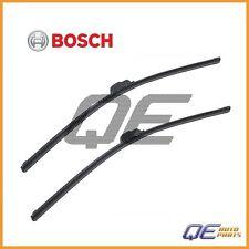 2 Front Left Wiper Blade Bosch Icon 24A Fits Acura BMW Honda Mazda Nissan Suzuki