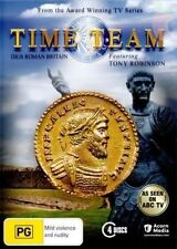 Time Team - Digs Roman Britain (DVD, 2015, 4-Disc Set)