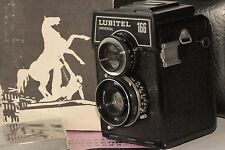 Lubitel Universal 166 Lomography medium format Film LOMO
