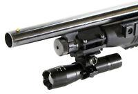 Trinity 1200 lumens led flashlight with mount for mossberg 500 20 gauge pump tac