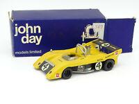 JOHN DAY Kit Assembled Metal 1/43 - Mclaren M20 Hulme Can Am 1972