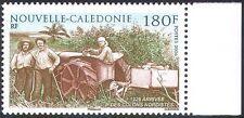 New Caledonia 2006 Tractor/Transport/Farming/Motors/Agriculture/Crops 1v n42393