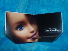 TINY SHOULDERS Rethinking BARBIE +  HULU DOCUMENTARY 2018 FYC EMMY DVD