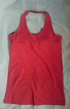 ASQUITH eco fitness gym yoga top bra UK 14/16 NEW with TAGS