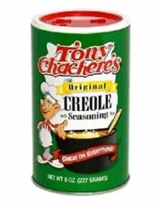 Tony Chachere's Creole Original Seasoning Tony Chacheres