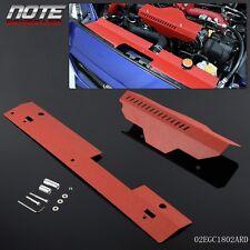For Subaru WRX & STi 2002-2007 03 04 Radiator Shroud & Pulley Belt Cover Combo