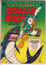 Four Color #291 Donald Duck VERY SOLID VG 4.0 CLASSIC, ICONIC CARL BARKS ART !