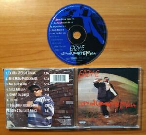 CD: Eazy E - ITS ON DR DRE 187 UM KILLA 1993 Original Release
