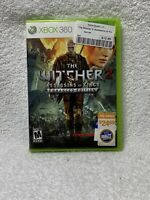 The Witcher 2: Assassins Of Kings -- Enhanced Edition (Microsoft Xbox 360, 2011