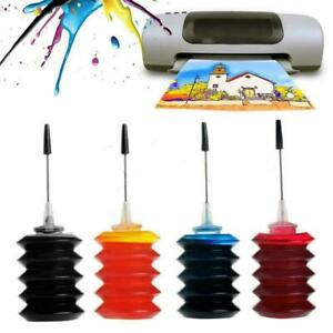 30ml Universal Ink Cartridge Refill Kit Fit For All need Inkjet that P6S1