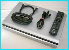SONY RDR-HXD890 DVD/HDD RECORDER *160 GB=455 STD* DIGITAL DVB-T1 TUNER +HDMI+USB