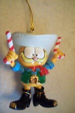 garfield christmas ornament 20 years of Garfield by PAWS no box