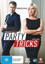 Party Tricks (DVD, 2014, 2-Disc Set) Asher Keddie - Region 4