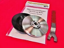 "4.5"" ""Easy Shrink""™ Shrinking Disc Kit & Wrench, 4 1/2"" grinder shrinker tool"