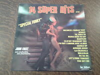 33 tours 14 super hits n° 59 special funky john first son orchestre ses chanteur