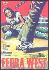 FEDRA WEST James Philbrook DVD Simon Andreu Spaghetti Western NEW