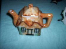 Vintage - Tea Pot Shaped Like A House - Japan