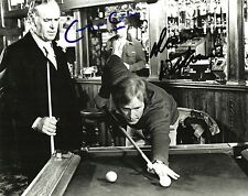 Dennis Waterman George Cole Minder Autograph , Original Hand Signed Photo
