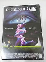 El Cutter de Gazon DVD Pierce Brosnan Jeff Fahey Castillan English Neuf Am