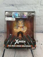 Metals Die Cast X-men Old Man Logan Wolverine (Lootcrate Exclusive) Figure
