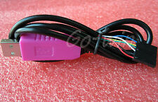 1PCS 6Pin PL2303HXD USB to RS232 TTLCable module for win XP win 7 8 Android OTG