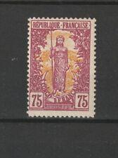 Fr. Congo - 1900/04 SG47 MH 75 C TIMBRE