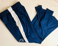 NIKE PENN STATE NITTANY LIONS Dri-FIT SWEATPANTS Navy/White Men's M Preowned