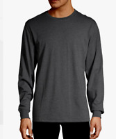 "NWT~Mens Burgundy Cotton Warm LS Pullover Knit Shirt 3XLT 62/"" Chest Base Layer"