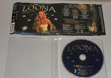 Single CD Loona - Hijo de la Luna Orquesta 1998 5.Tracks Christmas 146 Single 2