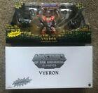 Vykron He-Man Masters of the Universe MOTU Classics with Mailer MOTUC Mattel