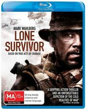 Lone Survivor (Blu-ray, 2014)