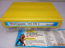 SNK 161 in 1 games SNK Cart MVS Cassette Neo Geo Jamma  Multi Game Cartridge