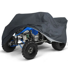 NEVERLAND XL Black ATV Cover Storage For Yamaha Raptor 250 350 50 660R 700 700R