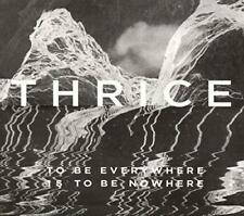 Thrice - To Be Everywhere Is To Be Nowhere (NEW CD)