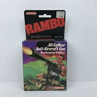 Vintage Coleco Rambo 1986 General Warhawk TYPE 56 ASSAULT RIFLE machine gun ak47