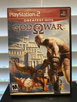 God of War (Sony PlayStation 2, 2005) Disc Only