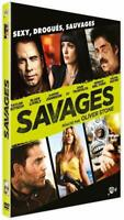 Savages DVD NEUF SOUS BLISTER John Travolta, Salma Hayek, Benicio Del Toro