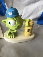"""Wdcc """"It's Been Fun"""" Mike from Disney's Monsters Inc in Box with Coa"""