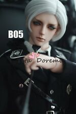 1 3 8-9 Bjd Wig Dal Pullip Blythe SD DZ DOD LUTS Dollfie Doll Girl Head Hair