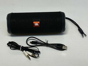 JBL Flip4 Waterproof Portable Bluetooth Speaker Black