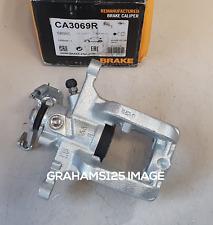 BRAKE CALIPER REAR RIGHT FITS VAUXHALL AMPERA ASTRA BRAKE ENGINEERING CA3069R