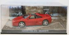 Fabbri 1/43 Scale Diecast - Ferrari F355 GTS - Goldeneye