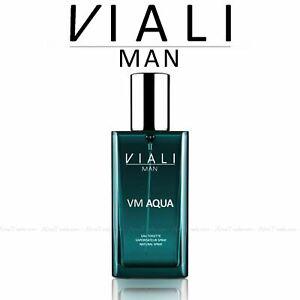 VIALI MAN EDT 112| VM AQUA |HALAL| ALCOHOL FREE |PERFUME SPRAY| 30 ML