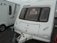 ELDDIS CRUSADER HURRICANE LUXURY 2 BERTH YEAR 2006