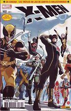 X-Men N°162 - Le diable au carrefour - Panini Marvel Comics - Juillet 2010 - TBE