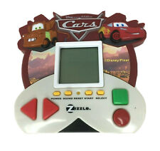 Disney/Pixar Zizzle Electronic Cars Game 2006 Preowned Tested And Works