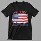 Lets Go Brandon - Viral Black Funny Gift Shirt - US Stock - F**k Joe Biden